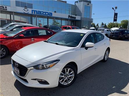2018 Mazda Mazda3 GS, HEATED SEATS, ALLOYS, BLIND SPOT, LOW KMS (Stk: P-4228) in Woodbridge - Image 1 of 30