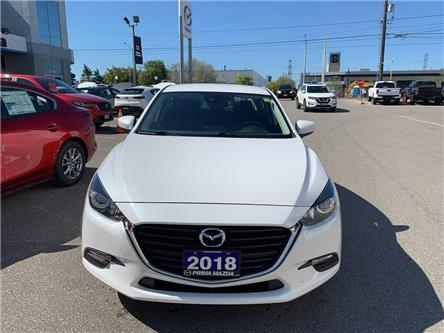 2018 Mazda Mazda3 GS, HEATED SEATS, ALLOYS, BLIND SPOT, LOW KMS (Stk: P-4228) in Woodbridge - Image 2 of 30