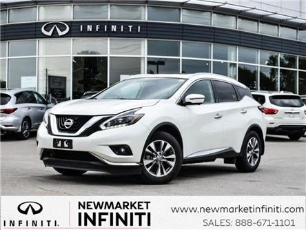2018 Nissan Murano SL (Stk: UI1245) in Newmarket - Image 1 of 28