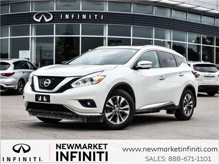 2017 Nissan Murano SL (Stk: UI1244) in Newmarket - Image 1 of 28
