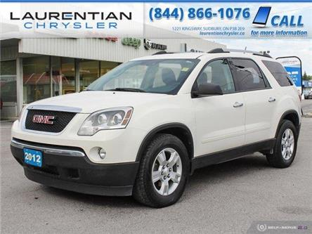 2012 GMC Acadia SLE (Stk: 19308B) in Sudbury - Image 1 of 18