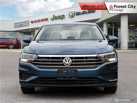 2019 Volkswagen Jetta 1.4 TSI Comfortline (Stk: DE0035) in London - Image 2 of 24