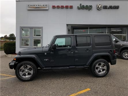 2016 Jeep Wrangler Unlimited Sahara (Stk: 24370T) in Newmarket - Image 2 of 20