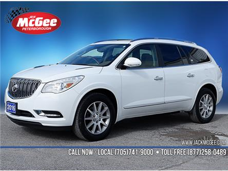 2016 Buick Enclave Leather (Stk: 19818A) in Peterborough - Image 1 of 20
