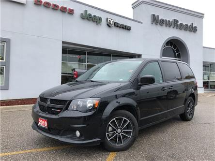 2019 Dodge Grand Caravan GT (Stk: 24405P) in Newmarket - Image 1 of 22
