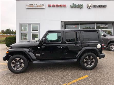 2018 Jeep Wrangler Unlimited Sahara (Stk: 24391T) in Newmarket - Image 2 of 20