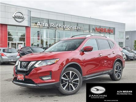 2017 Nissan Rogue SL Platinum (Stk: RU2695) in Richmond Hill - Image 1 of 29
