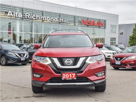 2017 Nissan Rogue SL Platinum (Stk: RU2695) in Richmond Hill - Image 2 of 29