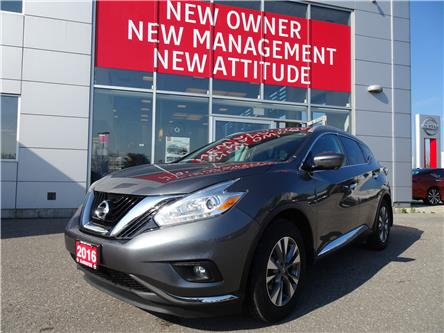 2016 Nissan Murano SL (Stk: KN115760A) in Bowmanville - Image 1 of 25