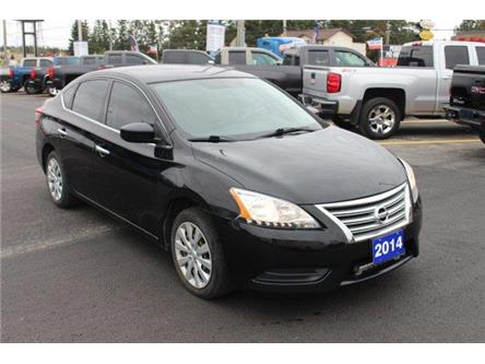 2014 Nissan Sentra  (Stk: 5986-19A) in Sault Ste. Marie - Image 1 of 22