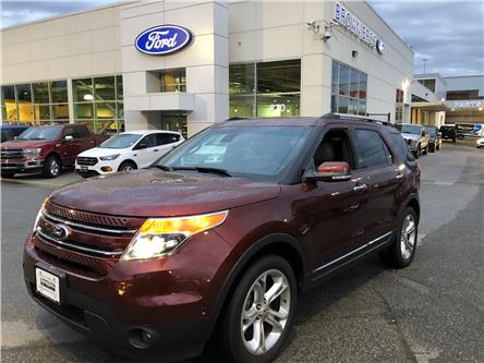 2015 Ford Explorer Limited (Stk: OP19356) in Vancouver - Image 1 of 29