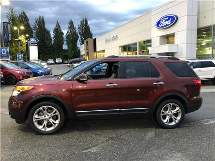 2015 Ford Explorer Limited (Stk: OP19356) in Vancouver - Image 2 of 28