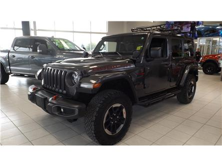 2019 Jeep Wrangler Unlimited Rubicon (Stk: 19-12561) in Kanata - Image 1 of 22