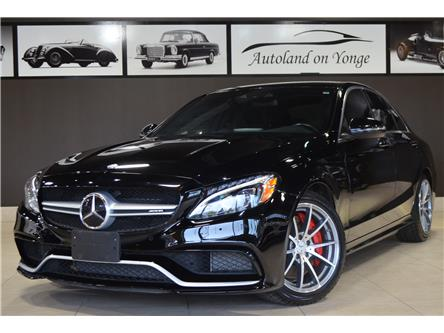 2016 Mercedes-Benz AMG C Base (Stk: C35315) in Thornhill - Image 1 of 31