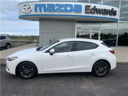 2017 Mazda Mazda3 Sport GX (Stk: 22021) in Pembroke - Image 1 of 11