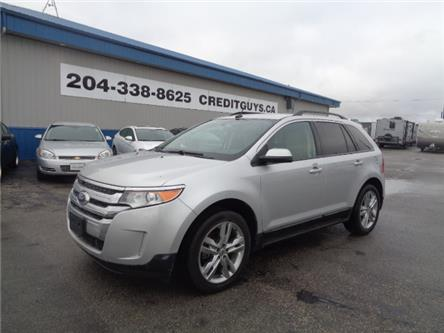 2014 Ford Edge SEL (Stk: I7082A) in Winnipeg - Image 1 of 22