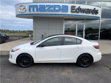 2012 Mazda Mazda3 GX (Stk: 21999) in Pembroke - Image 1 of 9