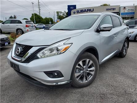 2016 Nissan Murano SL (Stk: 19S1320A) in Whitby - Image 1 of 22