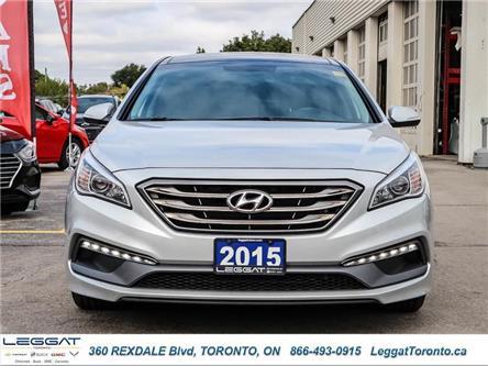 2015 Hyundai Sonata  (Stk: 601800A) in Etobicoke - Image 2 of 28