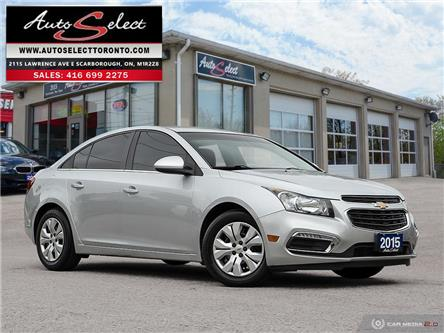 2015 Chevrolet Cruze  (Stk: 15ZCX12) in Scarborough - Image 1 of 28