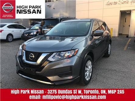 2018 Nissan Rogue S (Stk: U1525) in Toronto - Image 1 of 21