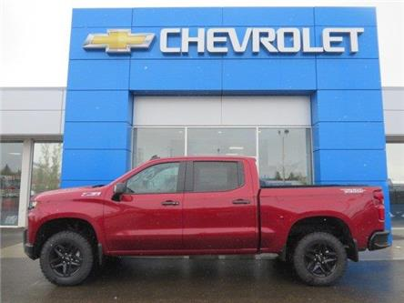 2020 Chevrolet Silverado 1500 LT Trail Boss (Stk: 20029 DEMO) in STETTLER - Image 1 of 19