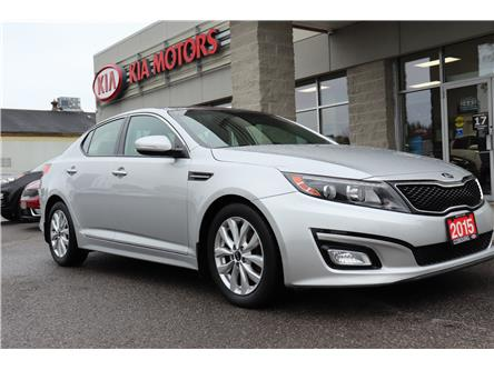 2015 Kia Optima EX Luxury (Stk: ) in Cobourg - Image 1 of 16