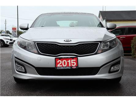 2015 Kia Optima EX Luxury (Stk: 21106) in Cobourg - Image 2 of 19