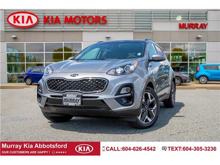2020 Kia Sportage EX (Stk: SP07625) in Abbotsford - Image 1 of 25
