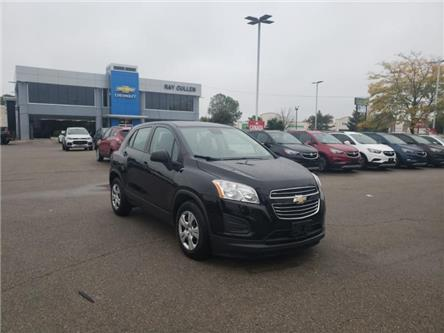 2016 Chevrolet Trax LS (Stk: 117479) in London - Image 2 of 18