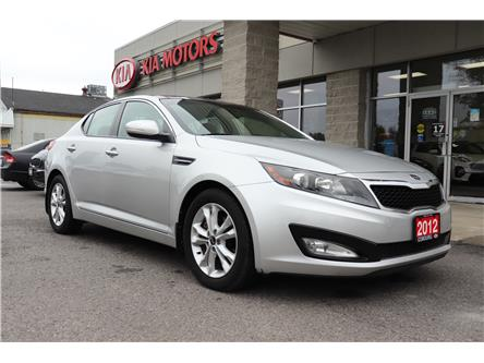 2012 Kia Optima EX+ (Stk: 07663A) in Cobourg - Image 1 of 19