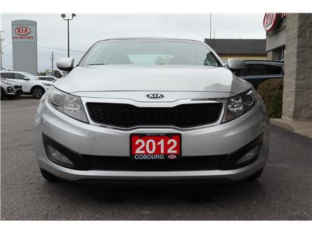2012 Kia Optima EX+ (Stk: 07663A) in Cobourg - Image 2 of 19