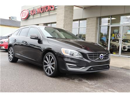 2015 Volvo V60 T6 Premier Plus (Stk: 91351) in Cobourg - Image 1 of 20