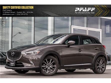2017 Mazda CX-3 GT (Stk: S00338A) in Guelph - Image 1 of 22