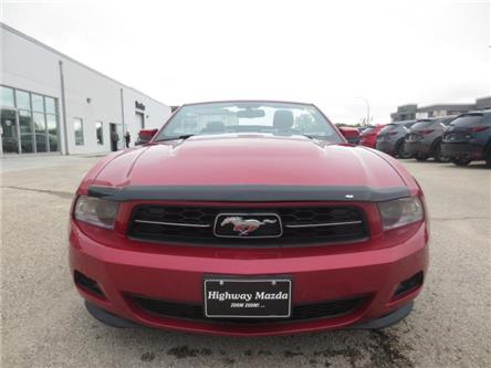 2011 Ford Mustang Base 2D Convertible (Stk: M19132A) in Steinbach - Image 2 of 31