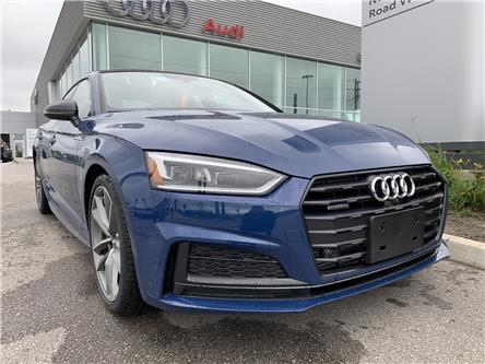 2019 Audi A5 45 Progressiv (Stk: 50882) in Oakville - Image 1 of 20