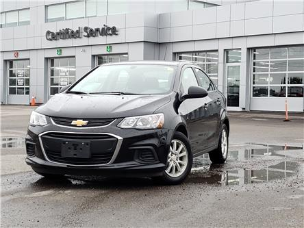 2018 Chevrolet Sonic LT Auto (Stk: N13663) in Newmarket - Image 1 of 25