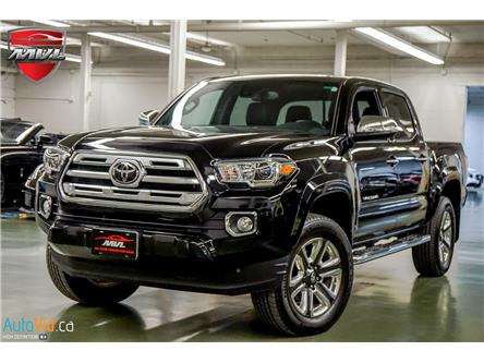 2019 Toyota Tacoma Limited V6 (Stk: ) in Oakville - Image 1 of 41