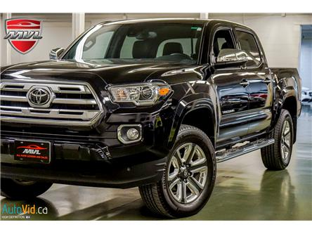 2019 Toyota Tacoma Limited V6 (Stk: ) in Oakville - Image 2 of 41
