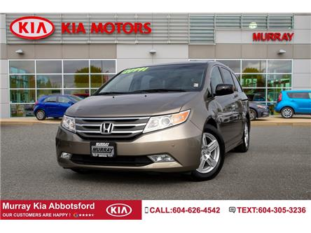 2011 Honda Odyssey Touring (Stk: M1397) in Abbotsford - Image 1 of 23