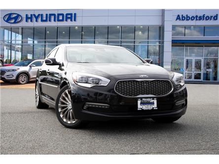 2016 Kia K900 Elite (Stk: KK045790A) in Abbotsford - Image 1 of 24
