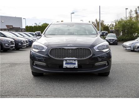 2016 Kia K900 Elite (Stk: KK045790A) in Abbotsford - Image 2 of 24
