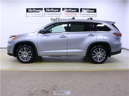 2016 Toyota Highlander XLE (Stk: 196021) in Kitchener - Image 2 of 34