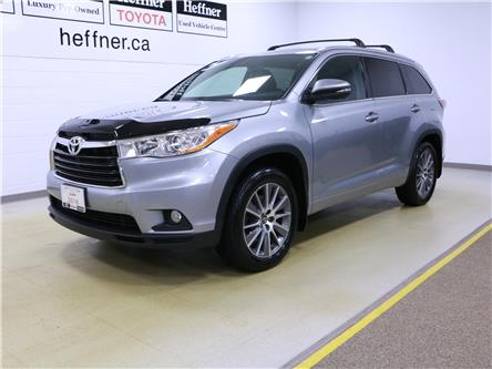 2016 Toyota Highlander XLE (Stk: 196021) in Kitchener - Image 1 of 34