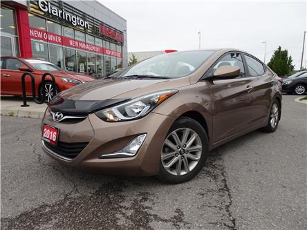 2016 Hyundai Elantra Sport Appearance (Stk: KL557547A) in Bowmanville - Image 2 of 17