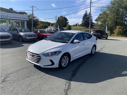 2017 Hyundai Elantra LE (Stk: ) in Lower Sackville - Image 1 of 12