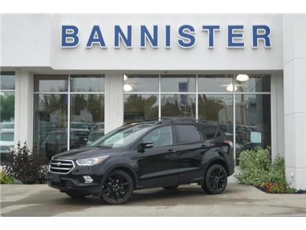 2018 Ford Escape Titanium (Stk: S192123A) in Dawson Creek - Image 1 of 18