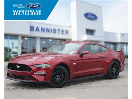 2019 Ford Mustang GT Premium (Stk: C191063) in Dawson Creek - Image 1 of 17