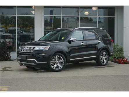 2019 Ford Explorer Platinum (Stk: S191041) in Dawson Creek - Image 2 of 21
