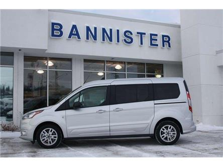 2019 Ford Transit Connect XLT (Stk: T191106) in Dawson Creek - Image 1 of 23